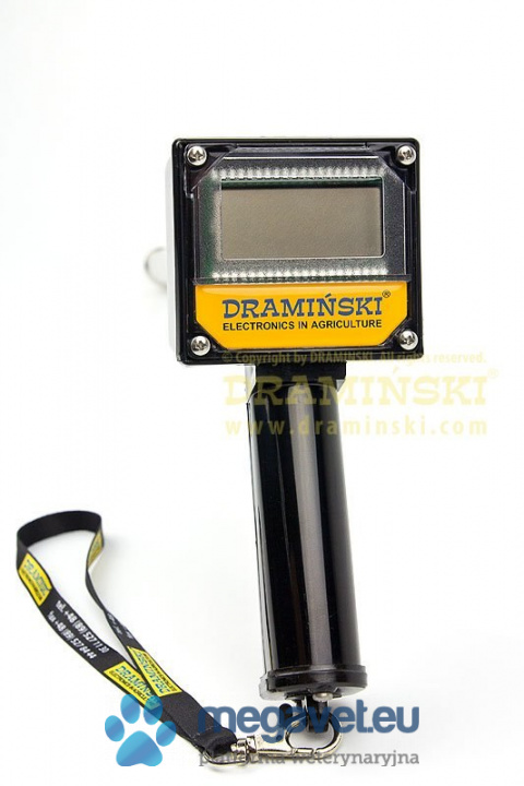 DRAMINSKI heat Detector for cows and mares (DRM)