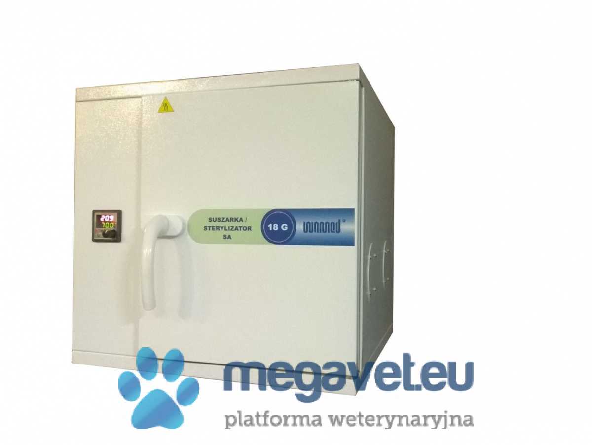 The sterilizer SA-18W [WMD]