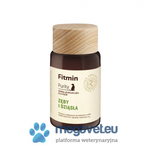 Fitmin dog Purity Teeth and Gums 80g [DBQ]