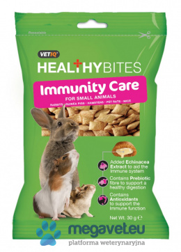Healthy Bites Immunity Care for Small Animals 30g [RVT]
