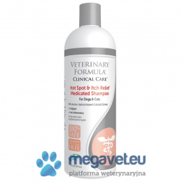 VFCC Hot Spot&itch Relief Shampoo 473 ml [RVT]