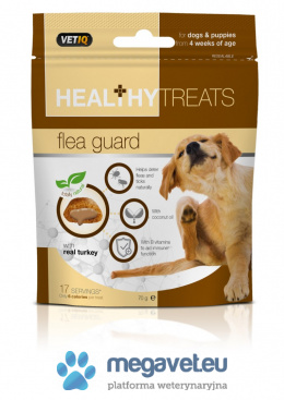 VetiQ Dog Delicacies Against Flea Invasion 70g [RVT]
