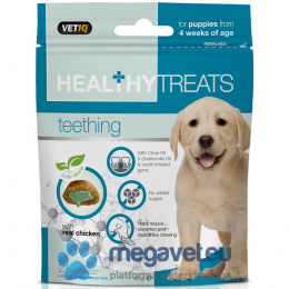 VetiQ Delicacies for teething puppies 50g [RVT]