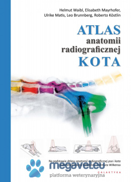 Atlas of cat radiographic anatomy [GTK]
