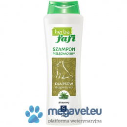 HERBA FAFI Shampoo for Long-Haired Dogs Aloe vera [SLA]