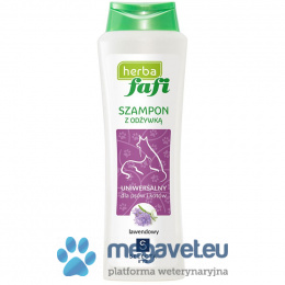 HERBA FAFI Shampoo with Lavender Conditioner [SLA]