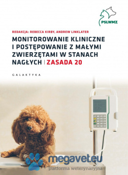 Clinical monitoring and handling of small animals in emergencies. Rule 20 [GTK]