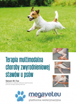 Multimodal osteoarthritis therapy in dogs [GTK]