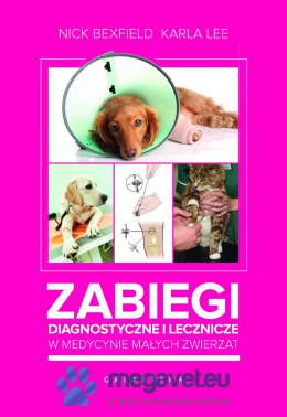 Diagnostic and therapeutic procedures in the medicine of small animals [GTK]