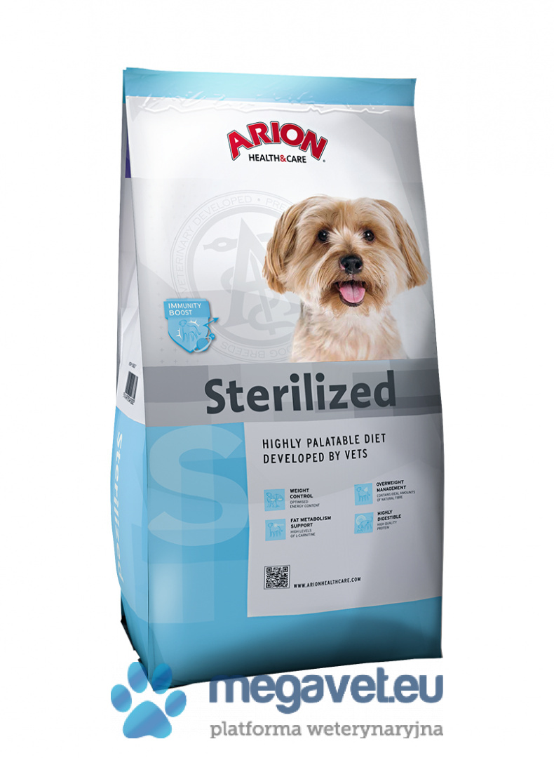 Karma Arion Health & Care Sterilized Small [TNN]